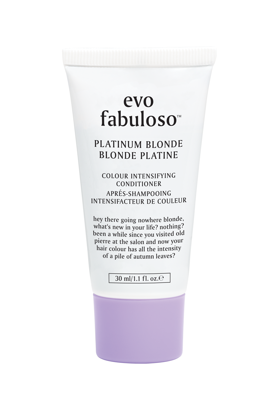 Evo Platinum Blonde Colour Boosting Treatment