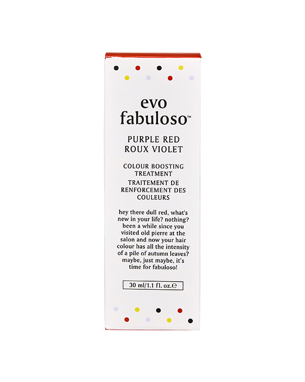 Evo Purple Red Colour Boosting Treatment