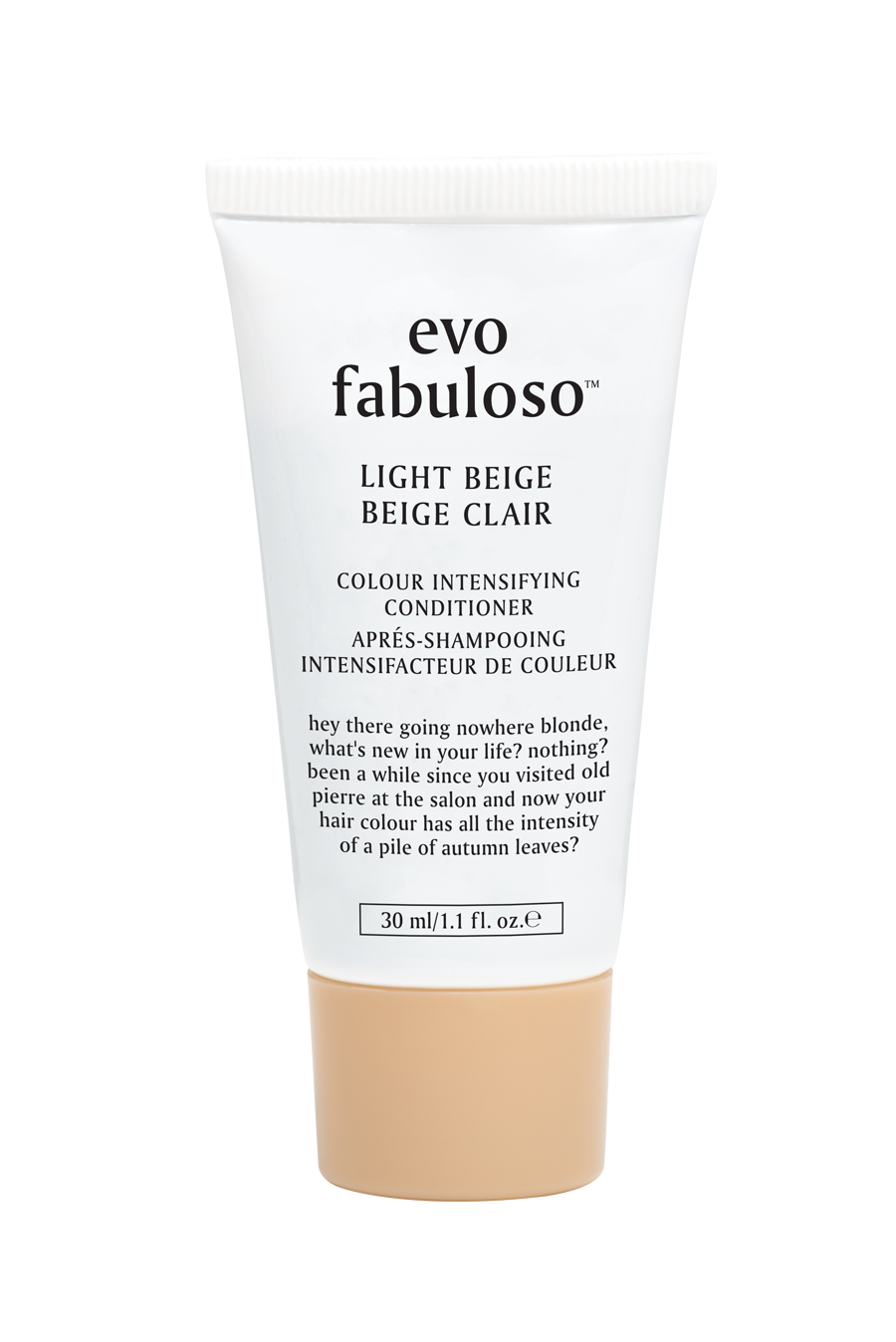 Evo Light Beige Colour Boosting Treatment